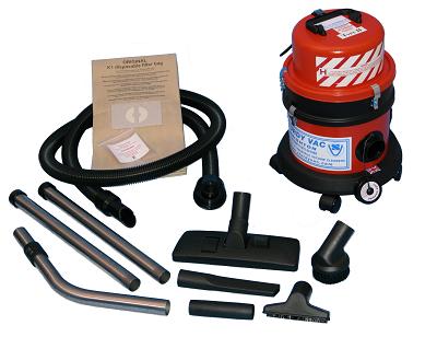 Type H Vacuum Cleaners | Hazardous Dust
